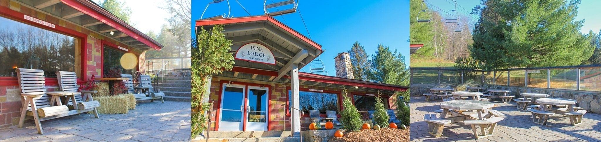 pine lodge restaurant | mohawk mountain ski area