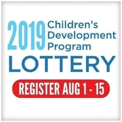 2019 Children's Development Programs