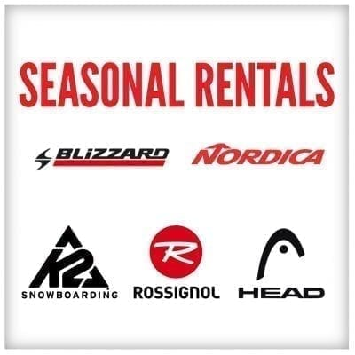 2018-19 Seasonal Rentals