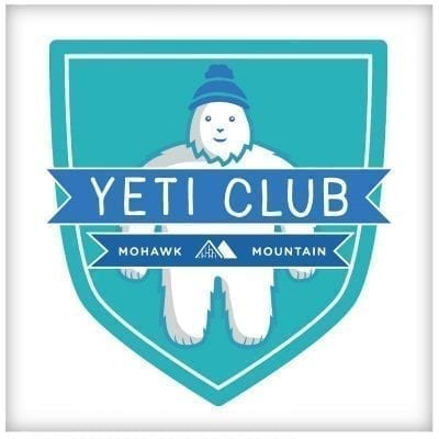 Yeti Club - SOLD OUT