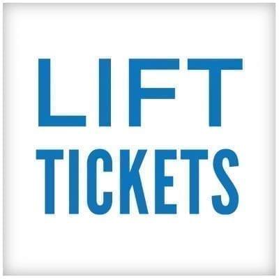 SNOWTRAX Lift Tickets