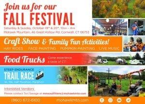 Fall Festival & Craft Show - Mohawk Mountain Ski Area