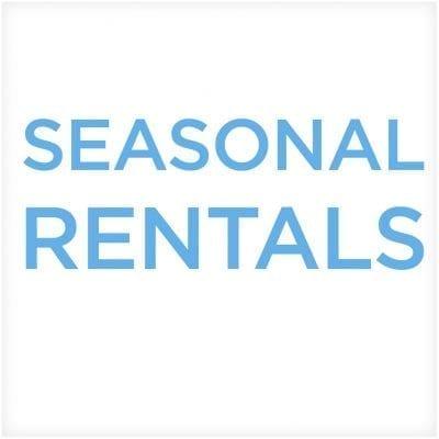 2019-20 Seasonal Rentals